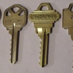 100 Most Popular Commercial and Residential Keys Duplicated
